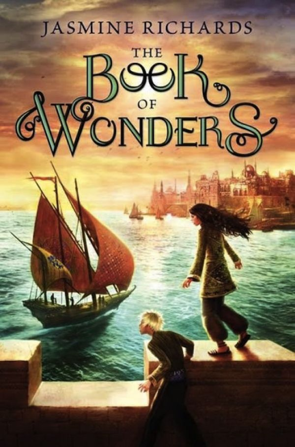 """The Book of Wonders"" book cover"